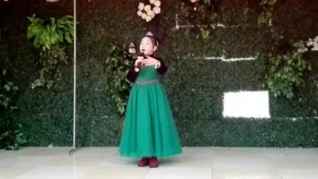 9岁/歌唱:《最好的未来》