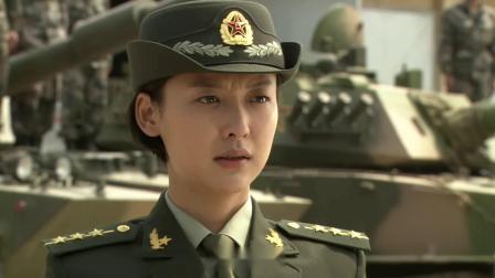 特种兵:女干部穿常服不训练,旅长正要教训,看清正脸立马敬佩了