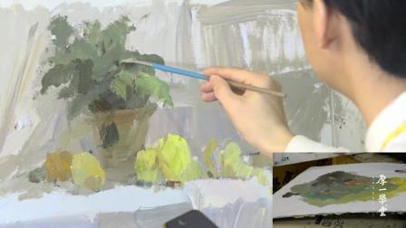 杭州画室厚一学堂色彩名师李于建色彩小色稿教学视频,更多教学视频敬请期待!
