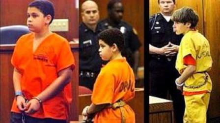 """世界上最""""危险""""的4个小孩,所犯罪行让人头皮发麻,简直难以置信"""
