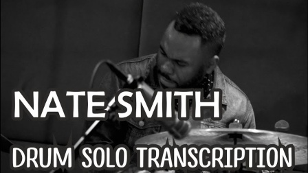 ★ME威律动★Nate Smith - POCKET CHANGE (Transcription)