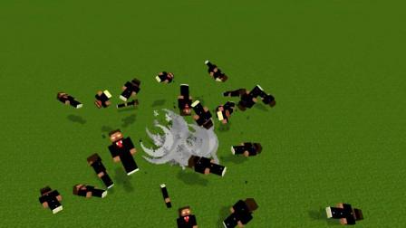 我的世界动画-100万个Herobrine-MechanicZ