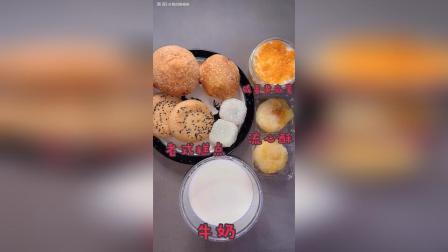 老式糕点流心酥咸蛋黄麻薯盒子, 有想看牛奶泡桃酥的吗