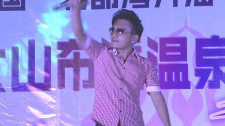 北部湾开海节上思分场节目独唱《快乐奔跑》