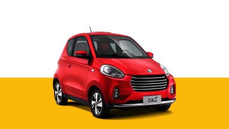 知豆D2,微型纯电动车,时尚动感且更智能化的城市微行纯电动汽车