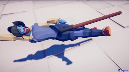 全面战争模拟器:突然发现这个弩车兵也是挺好用的!