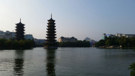 湖中水塔之谜:湖中央的石塔,能镇压水下妖物?真相出人意料!