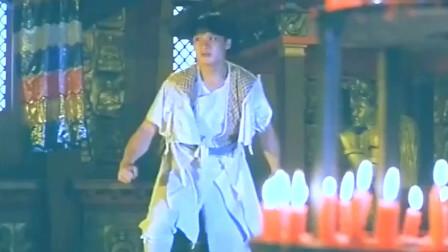 逆天童要占领神宫 只有灵童能降服他 得亏灵童修炼成仙及时赶来的 !