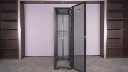 42U 600服务器机柜如何安装?|飞速(FS)
