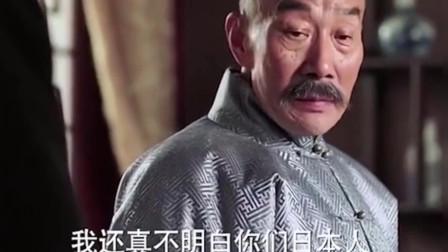 """张作霖最霸气的一句话""""明天宣战"""""""