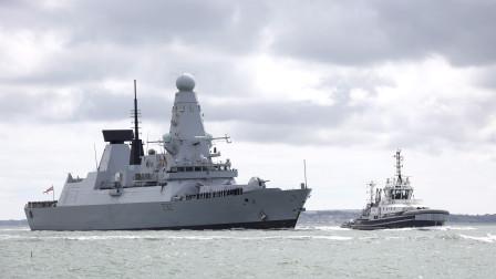 反击比特朗普还快,英国最强军舰前往波斯湾,俄:大战已无法阻止