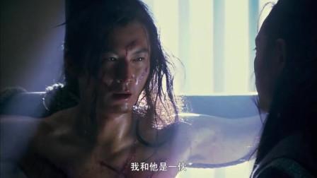 水浒传:拼命三郎石秀被上酷刑,祝彪真是心狠手辣!