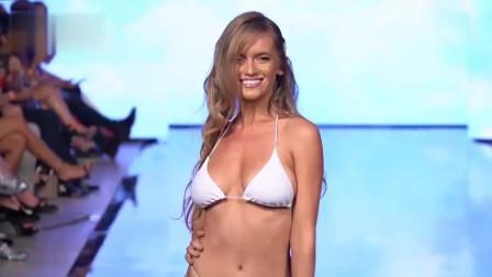 2020迈阿密泳装周超模走秀集锦,大胆的模特,看点就是不一样!