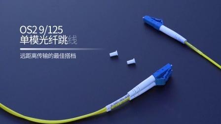 什么是OS2 9/125单模光纤跳线?可应用于哪些场景?|飞速(FS)