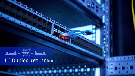 40GBASE-LR4 QSFP+光模块是什么?|飞速(FS)