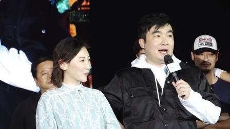 《长安十二时辰》庆功宴,总制片人梁超求婚奥运冠军何雯娜