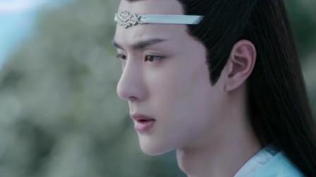 陈情令:唯有云深最甜,蓝湛想把他带回见家长!