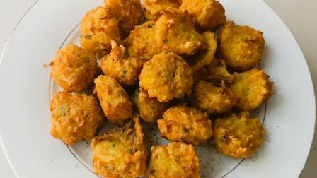 蔬菜丸子的做法_让孩子爱上吃菜蔬菜丸子的家常做法