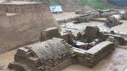 山东发掘出大型汉代画像石墓