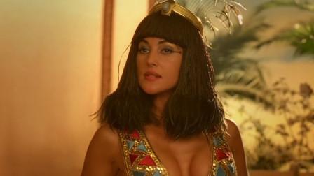 女神莫妮卡又一部佳作《埃及艳后的任务》,可惜因为片名被很多人忽略!