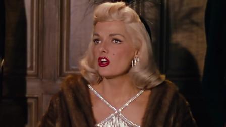 绅士爱美人:性感女神太机智,眼看要暴露身份了,法庭上这样自救