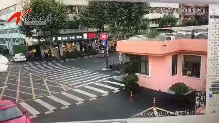 蛋糕店老板娘和水果店送货司机发生纠纷 司机将人碾压后扬长而去