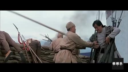 香港经典枪战动作片,这才是生猛的女人,重机枪疯狂扫射血战日军