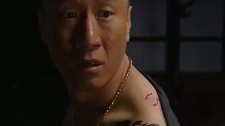 《落地请开手机》:孙红雷扮演假王浩真不容易,还被阿月咬一口,其实阿月是在帮他,看起来更像真王浩。