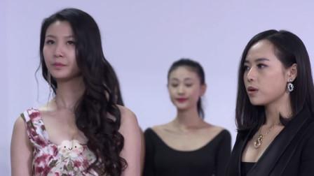 一看就是舞蹈公司,全是身材高挑的美女!
