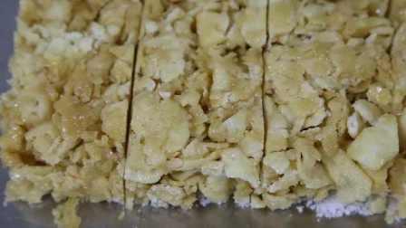 麦芽糖香全蛋萨琪玛,逢年过节能日售上万块