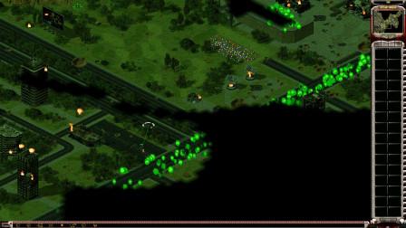 心灵终结3.3.4苏军COOP合作战役第十一关-沉醉, 单人带AI通关【福面摩条】最高难度