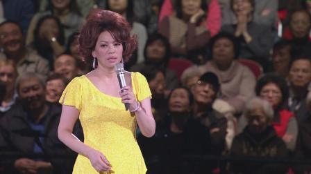 蔡琴翻唱张学友经典《吻别》,女声尽显柔情,这一版本你听过吗