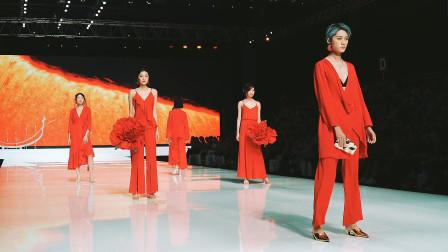 """新潮睡衣时装秀,玩转丝绸语言,演绎""""闺房时尚新视觉"""""""