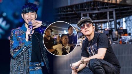 """新晋""""犯罪克星""""林俊杰!警方在其演唱会抓获32人"""