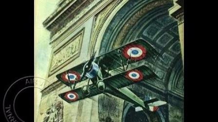 MFP 胜利的飞行 - 飞越凯旋门的飞行员