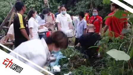 全部找到!44名中国游客在老挝遇严重车祸:客车事故如何自救?