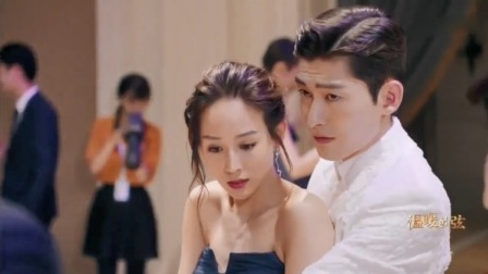 温暖的弦:总裁和别人跳舞,想刺激前女友,谁料自己却被刺激到了
