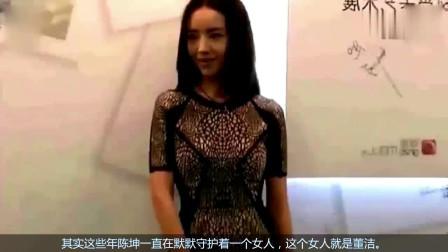 陈坤不想结婚?其实他一直在等一个女人,而且是离婚的女人!