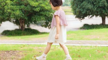 秋颜公主小坎肩羊毛钩针编织教程超漂亮的钩法