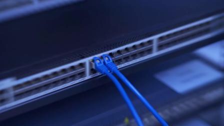 26AWG线径Cat6a超六类双屏蔽(SFTP)网络跳线是什么?|飞速(FS)