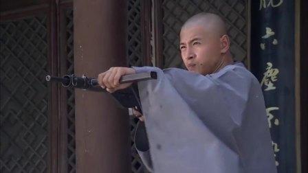 一群杀手闯入寺庙,怎料念经的和尚掏出了冲锋枪,直接全军覆没