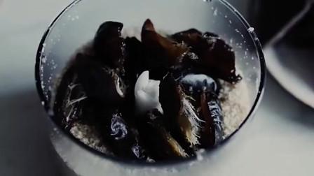 养生腰果椰蓉红枣花生巧克力球,美味有营养,学着做一做!