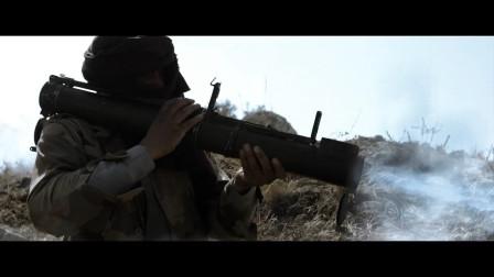 美军这次遇到了大麻烦,武装分子的攻击太过猛烈,火箭筒威力强悍