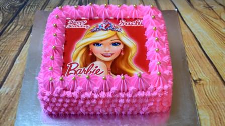 """蛋糕的种类那么多,""""相片蛋糕""""你见过吗?女儿生日一定会喜欢的"""
