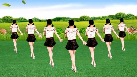 广场舞《小苹果》16步,简单好看又欢乐