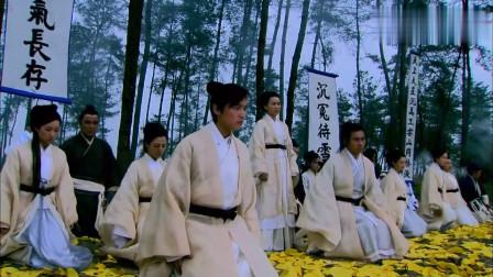 少年杨家将;杨家父子战场惨,出殡之日全城百姓跪地送行,嚎啕大哭