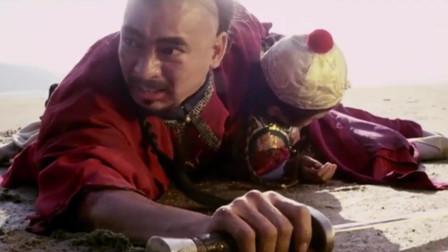 奇门遁甲:邪教总教头要刺杀王爷,想不到蝙蝠法师使邪术,大仇报不了呀