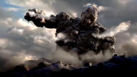 超级震撼:这巨人真是太大了,看人类就跟蝼蚁一样!