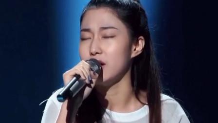 今年的中国好声音,高颜值校花,唱功更是惊艳,王力宏为其转身