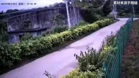 海南三亚发生4.2级地震,监控拍下抖动瞬间!